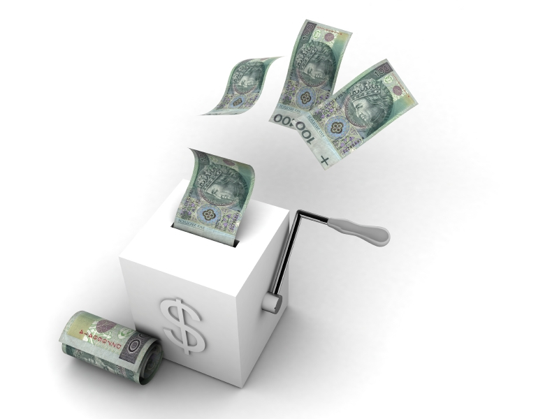 your cash flow machine