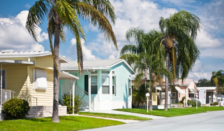How to Find Profitable Mobile Home Parks