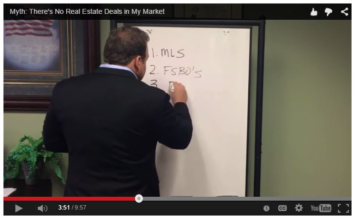 [VIDEO] There ARE Real Estate Deals in Your Market Right Now