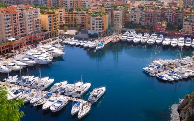 OWNING A MARINA CAN BE A LOT OF WORK BUT A LOT OF REWARD