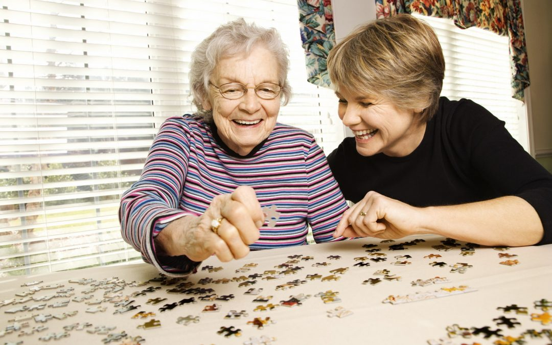WHERE INVESTING HAS A HIGHER PURPOSE: ASSISTED LIVING
